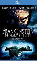 """Cartaz do filme """"Frankenstein"""", de Kenneth Branagh"""