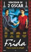 """Cartaz do filme """"Frida"""", de Julie Taymor"""