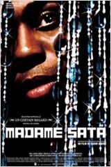 "Pôster do filme ""Madame Satã"""