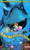 """Pôster do filme """"O mar não está pra peixe"""", de Howard Baker"""