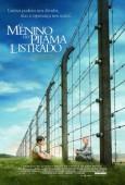 """Cartaz do filme """"O menino do pijama listrado"""", de Mark Herman"""