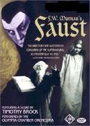 """Cartaz do filme """"Fausto"""", de F. W. Murnau"""