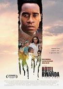 """Cartaz do filme """"Hotel Ruanda"""", de Terry George"""