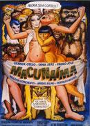 """Cartaz do filme """"Macunaíma"""", de Joaquim Pedro de Andrade"""