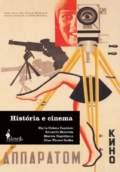 "Capa da obra ""Hist�ria do cinema - dimens�es hist�ricas"""