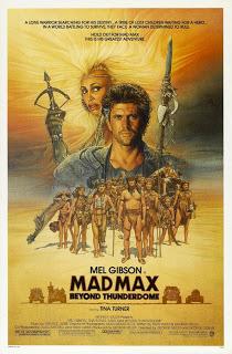 """Cartaz do filme """"Mad Max"""""""