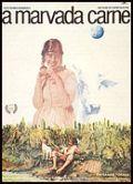 """Cartaz do filme """"A marvada carne"""", de André Klotzel"""